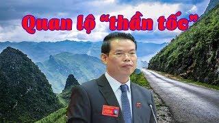 """Con đường quan lộ """"thần tốc"""" của bí thư Hà Giang Triệu Tài Vinh"""