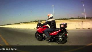 Como conducir una motocicleta