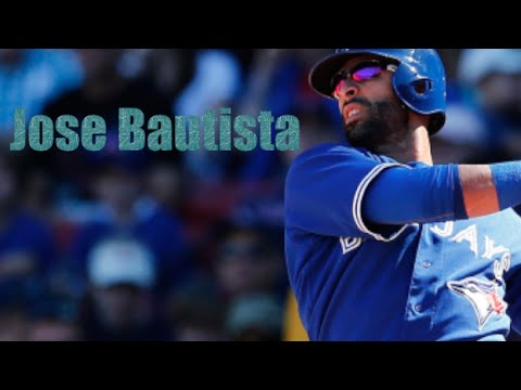 Rapping with Jose Reyes, eating donuts & acting with Toronto Blue Jays Jose Bautista - YES or No