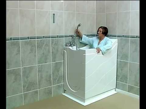 Little Gem Walk In Bath Compact And Space Saving Bath