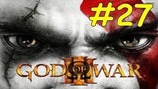 God Of War 3 Walkthrough Part 27 Judges Of The