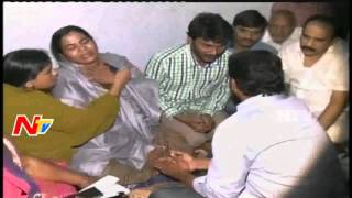 University of Hyderabad : YS Jagan Consoles Rohith's Parents