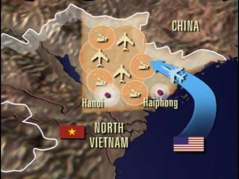 Chiến trường Việt Nam - P10: Không ngừng không kích