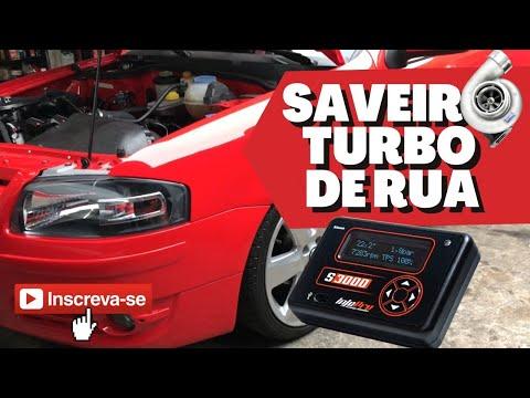 Saveiro Turbo de Rua - Funções de Detalhes do Projeto