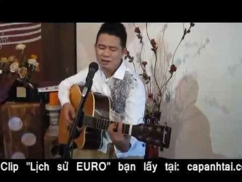 Liên khúc nhạc chế Euro - Cáp Anh Tài
