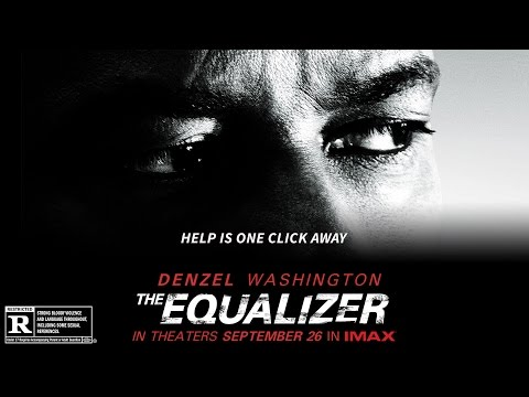 The Equalizer Official Trailer, Denzel Washington is The Equalizer