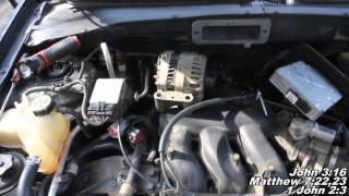 "Alternator Install ""How To"" Ford Escape"
