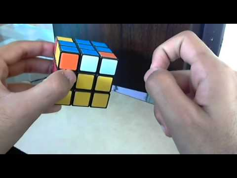 Solving A Rubiks Cube: Final Layer