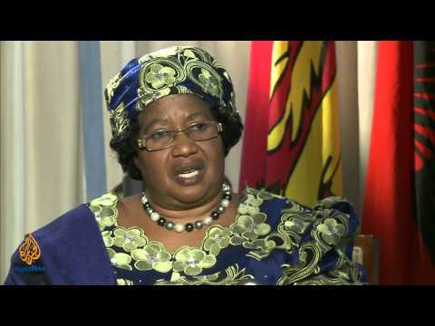 Talk to Al Jazeera - Joyce Banda: 'We must own the fight'