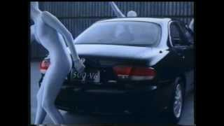 Eunos 500 V6 Australian TV ad (1994) - 'An obsession with perfection'