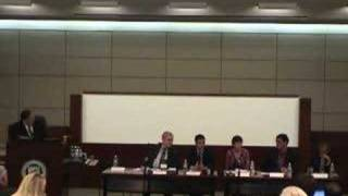 World Intellectual Property Org. Conference Panel 6
