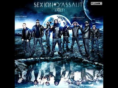 19 Sexion D'assaut - Problmes D'adultes - L'Apoge EXCLU - Naaroz *