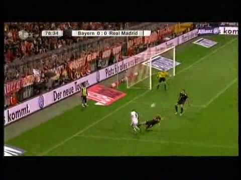 Cristiano Ronaldo vs Bayern Munich (13-08-10)