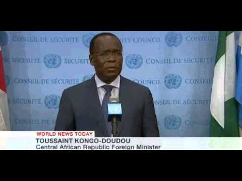 Central African Republic UN votes to send peacekeepers