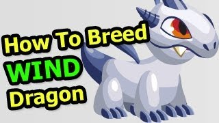 How To Breed WIND DRAGON In Dragon City With Soccer
