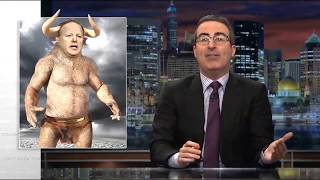 John Oliver - Incredibly confusing week of Trump - Last Week Tonight with John Oliver