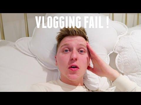 VLOGGING FAIL !