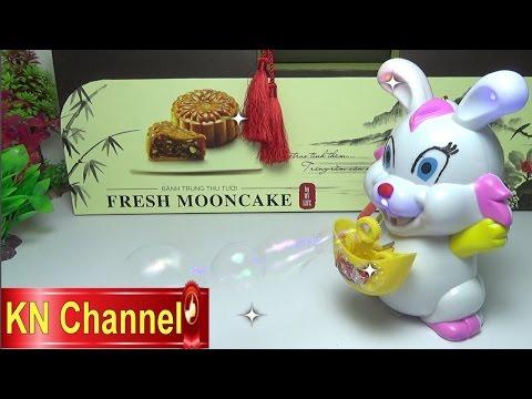 Đồ chơi trẻ em Bé Na lồng đèn trung thu bong bóng xà phòng KN Channel Lanterns Childrens toys