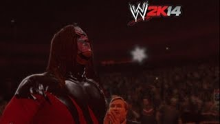 """WWE 2K14"" How-To: The Undertaker Vs. Kane At WrestleMania"