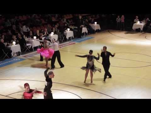 Helsinki Open 2013 | WDSF Open Senior 1 | Latin / Final