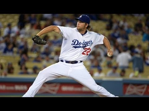 Clayton Kershaw No-Hitter 6/18/2014 Dodgers Vs. Rockies