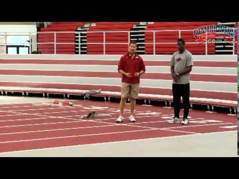 Learn Proper Techniques to the Triple Jump Approach! - Track 2015 #1