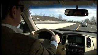 Real World Test Drive Infiniti EX 35 AWD 2010