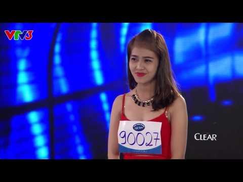 Vietnam Idol 2015 - Tập 2 - Sẽ thôi mong chờ - Hotgirl đám cưới Hạnh Kenny