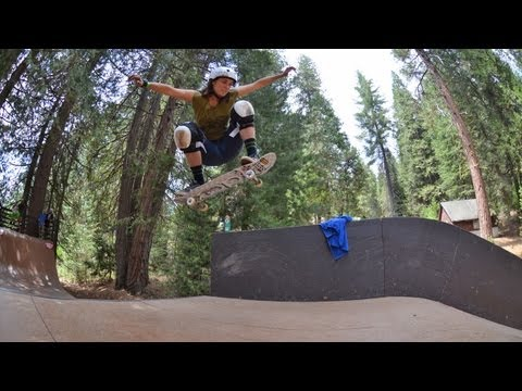 Blog Cam #64 - Element YMCA Skate Camp 2013