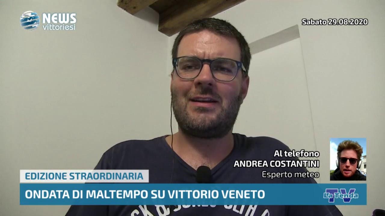 Edizione straordinaria - Ondata di maltempo su Vittorio Veneto