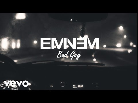 Eminem - Bad Guy (Music Video)(Explicit)