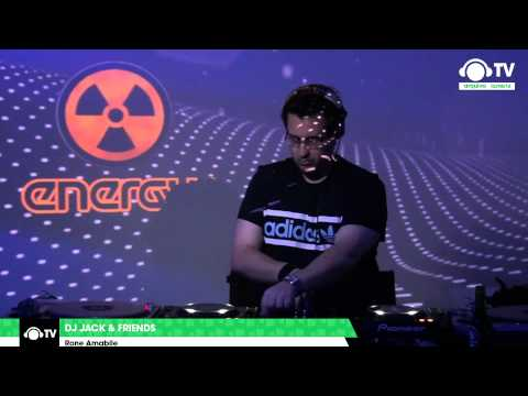 Rone Amabile (DJ Jack & Friends) @ Ban TV / Energy BR
