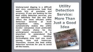 [Utility Detection] Video