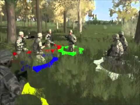 MSL202 Lesson 05b Video Establishing a Patrol Base ARMY