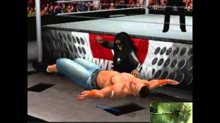 Smackdown Vs Raw 2011 Lil Wayne Vs John Cena