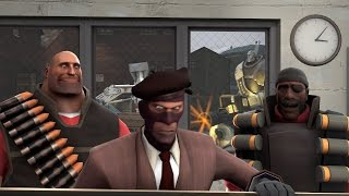Team Fortress v 60 sekundách