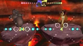 "Madagascar 2: The Game (PC) Volcano Rave ""Dance Like"