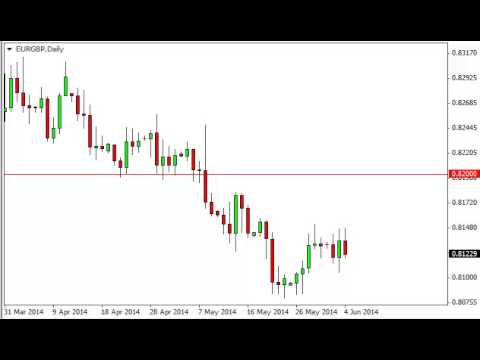 EUR/GBP Technical Analysis for June 5, 2014 by FXEmpire.com