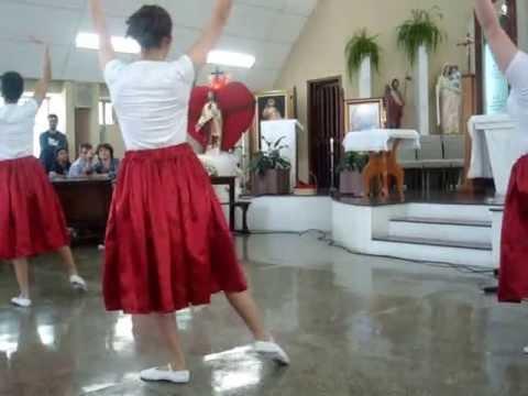 Dança - A Nossa Fé (Juninho Cassimiro)