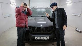 Жора Сочинский купил 70й Икс! Тест драйв нового BMW X5 ! Жорик Ревазов.