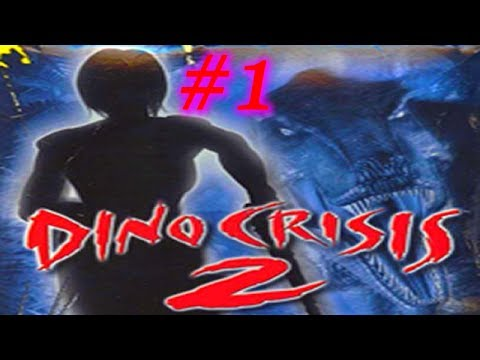Dino Crisis 2 Gameplay #1