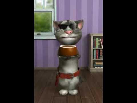 Mèo Tom hát liên khúc thiếu nhi Hai con thằn lằn con- con co be be