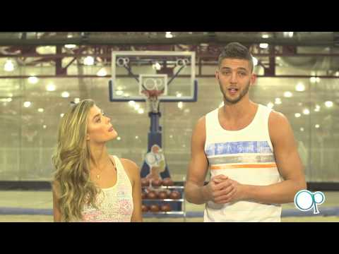 Nina Agdal & Chandler Parsons in