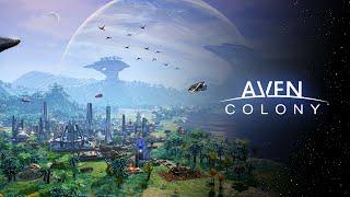 Aven Colony - Bejelentés Trailer