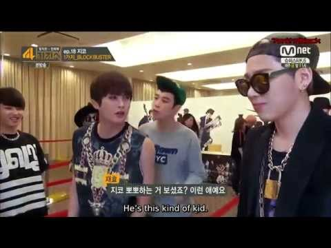 140826 4 Things Show ZICO | Funny Moments