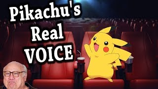 Pikachu's REAL Voice? Pokémon the Movie: I Choose You! Theater Reaction