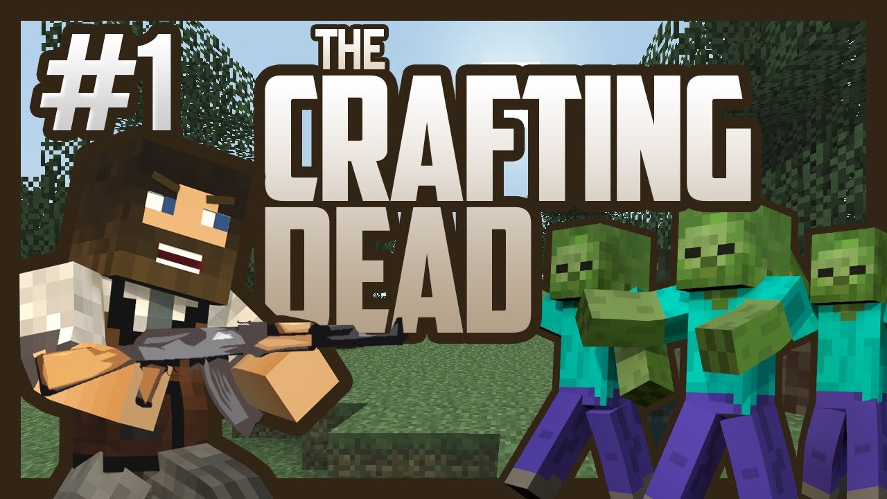 Minecraft crafting dead the walking dead mod let 39 s play for The crafting dead ep 1