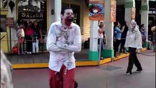 Festival Del Terror Six Flags México 2013