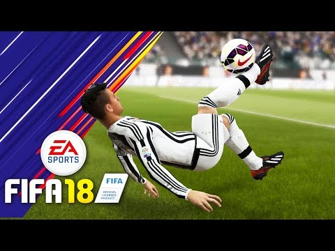 FIFA 18 ЛУЧШИЕ ГОЛЫ НЕДЕЛИ #11   BEST GOALS OF THE WEEK