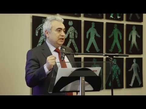 Keynote speech Fatih Birol: Europe's energy transition